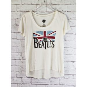 The Beatles • Union Jack Graphic T-Shirt ~ M ~ NWT